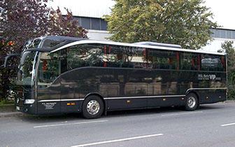 Bus Service Berlin Exklusive Klasse