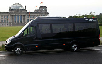 Bus Service Berlin Premium Klasse