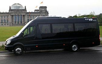 Bus Service Berlin Premium Class